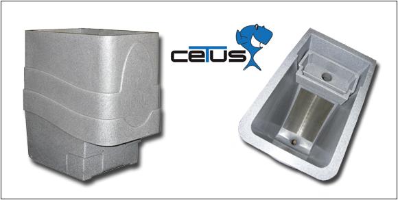 Filtration systems for Nexus pond filter setup